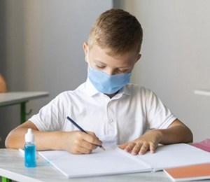 mondkapje dragen school